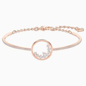 Swarovski north bracelet, white